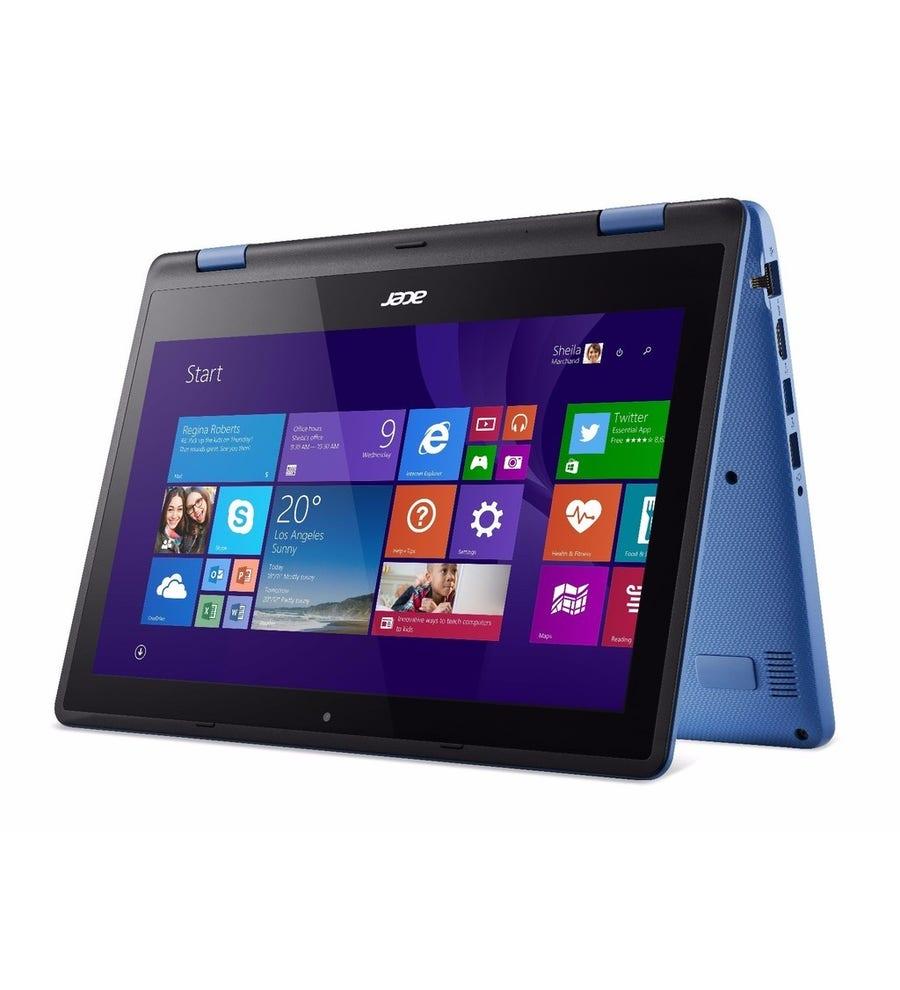Acer laptop: Aspire R3-131T-C6TA