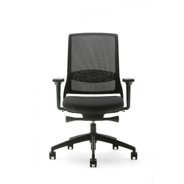 Zinn smart bureaustoel Nederlands
