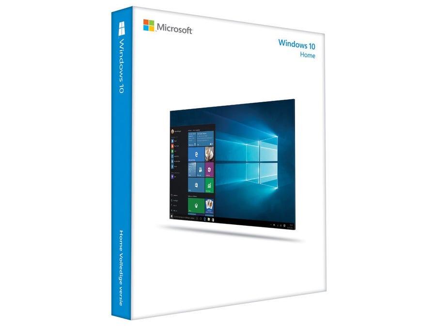 Microsoft Windows 10 32/64bit NL